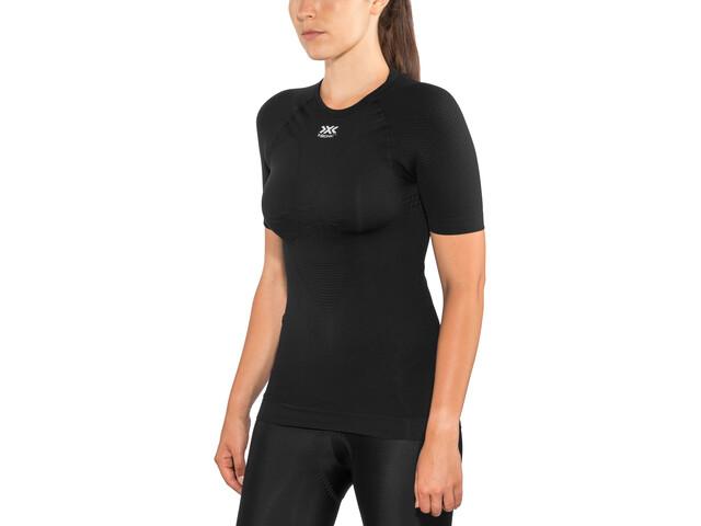 X-Bionic Energizer MK3 LT Shirt Round Neck SS Damen black melange
